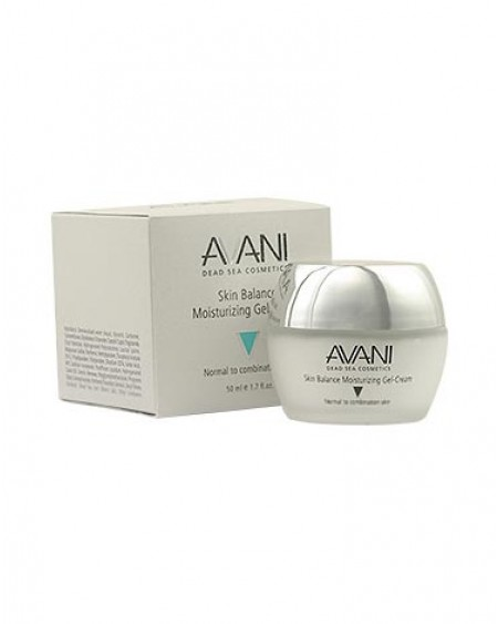 AVANI Skin Balance Moisturizing Gel-Cream ( Normal to Combination )