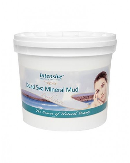 D.S.C Natural Dead Sea Mud - 4.5kg / 10 lbs