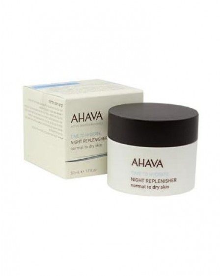AHAVA Night Replenisher ( Normal to dry skin )