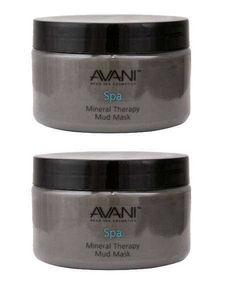 2 AVANI Mineral Therapy Mud Mask - Bundle