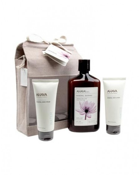 AHAVA Wash & Soothe Kit
