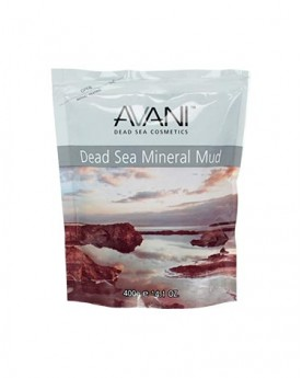 AVANI Dead Sea Mineral Mud - 400gr / 14.08 .oz