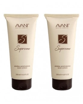 2 AVANI Supreme Mineral Moisturizing Body Lotion - Bundle