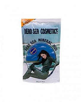 D.S.C Natural Dead Sea Mud - 600gr / 21.16 oz