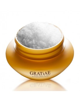 Gratiae Exfoliating Body Scrub (Apple & Green Tea )