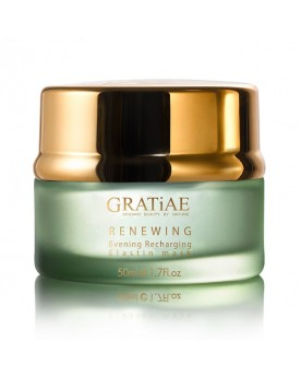 Gratiae Renewing Evening Recharging Elastin Mask