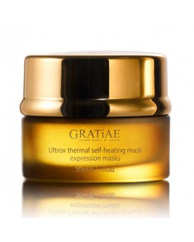 Gratiae Ultrox Expression Marks Thermal Self Heating Mask
