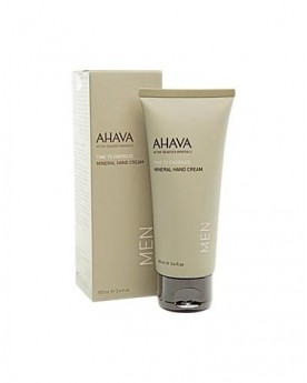 AHAVA Mineral Hand Cream for Men