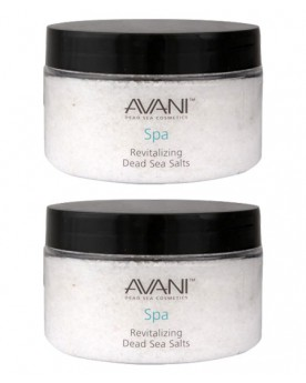 2 AVANI Revitalizing Dead Sea Salts - Bundle