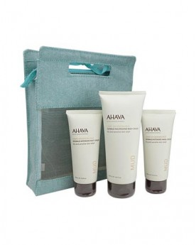 AHAVA All-body Trio for Dry, Sensitive Skin