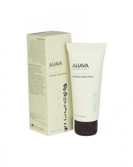 AHAVA Hand Cream 100 ml / 3.4 fl. oz.