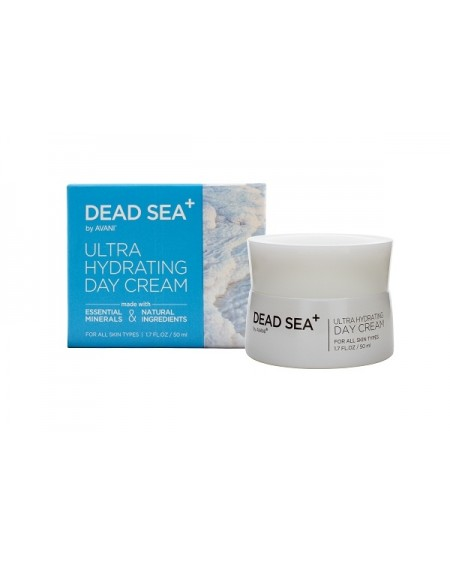 DEAD SEA+ Ultra Hydrating Day Cream