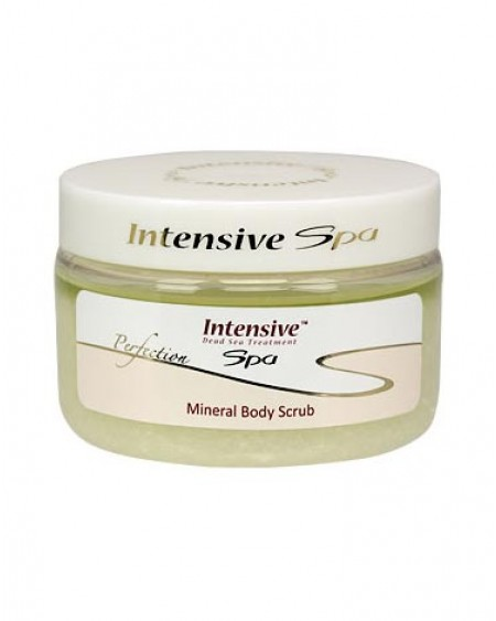 INTENSIVE SPA PERFECTION Mineral Body Scrub - Paraiso