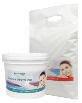 D.S.C Natural Dead Sea Salt (4.5kg / 10 lbs) + D.S.C Natural Mineral Mud (4.5kg / 10 lbs)