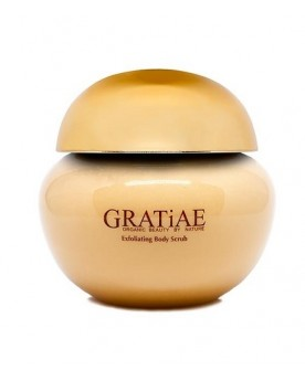 PREMIER GRATIAE Exfoliating Body Scrub (Apple & Green Tea )