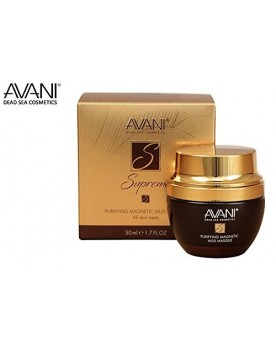 AVANI SUPREME Purifying Magnetic Mud Mask
