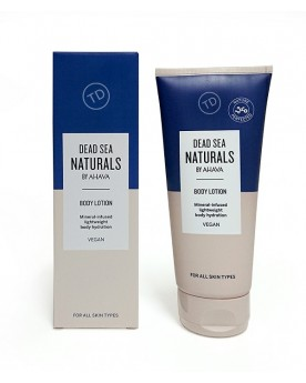 NATURALS by AHAVA Body Lotion