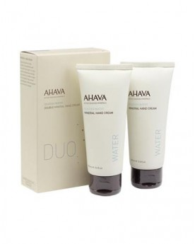 AHAVA Mineral Hand Cream Duo 100 ml / 3.4 fl. oz.
