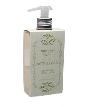 INTENSIVE SPA NOSTALGIA Mineral-Rich Body Lotion - Honey/Orange