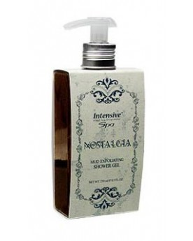INTENSIVE SPA NOSTALGIA Mud Exfoliating Shower Gel