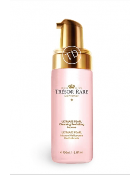 TRESOR RARE Ultimate Pearl Cleansing and Revitalizing Mousse